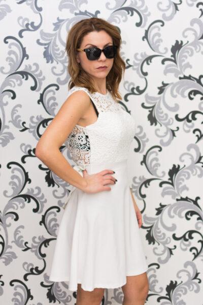 Бяла рокля - лятна колекция 2020