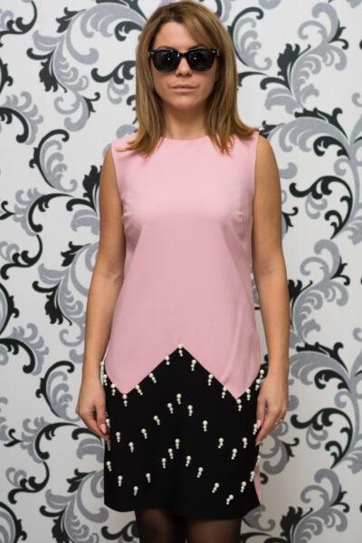 Дамска рокля фервенте