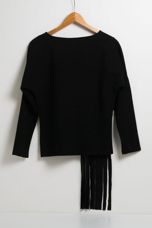Дамска блуза с ресни HOLY CHIC 2