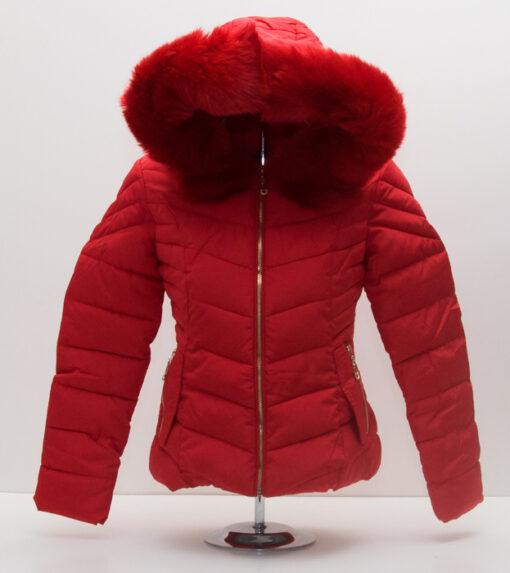 Червено яке с пух 2