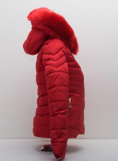 Червено яке с пух 5