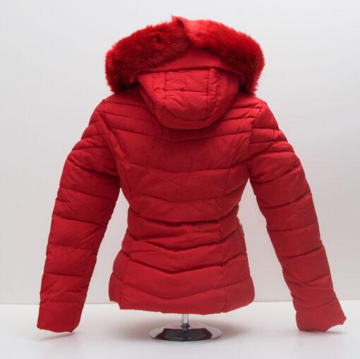 Червено яке с пух 6