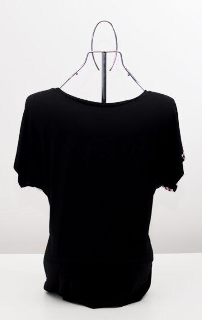 Дамска блуза с лого- реплика 4