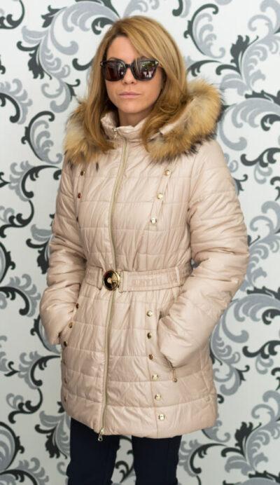 Дамско пухено яке