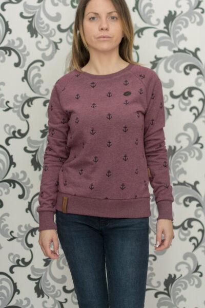 Дамска ватирана блуза