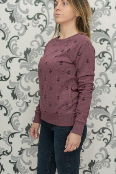 Дамска блуза - накетано