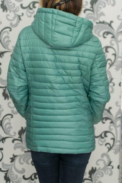 Зелено двулицево яке