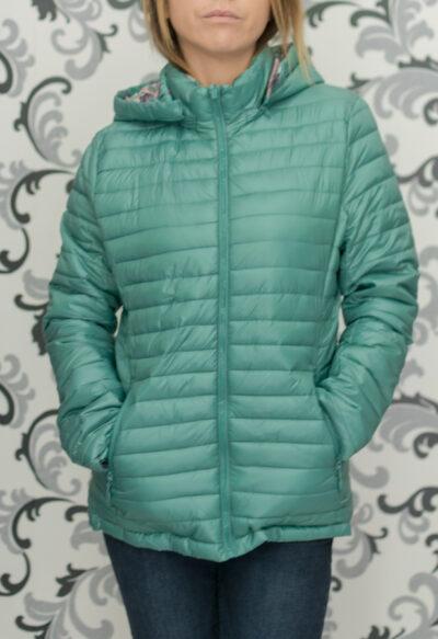 Дамско зелено яке