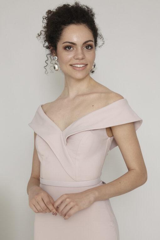 Fervente - вталена рокля