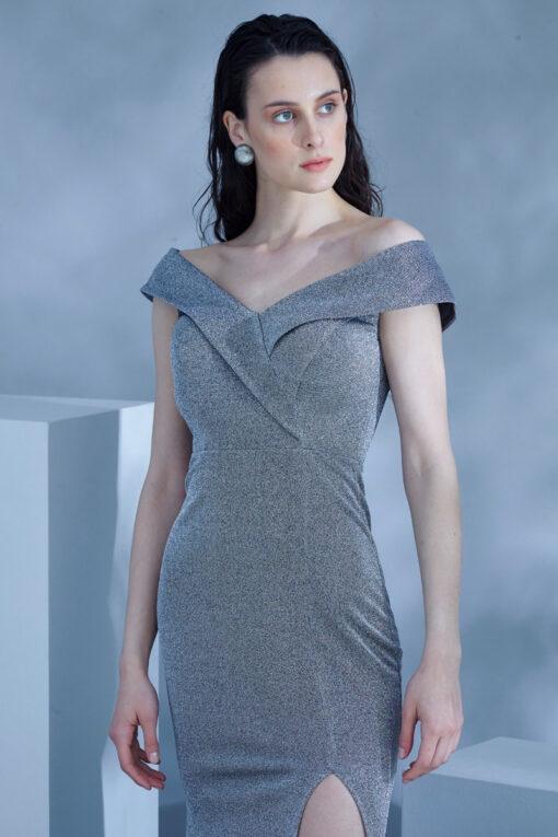 Дълга рокля Фервенте