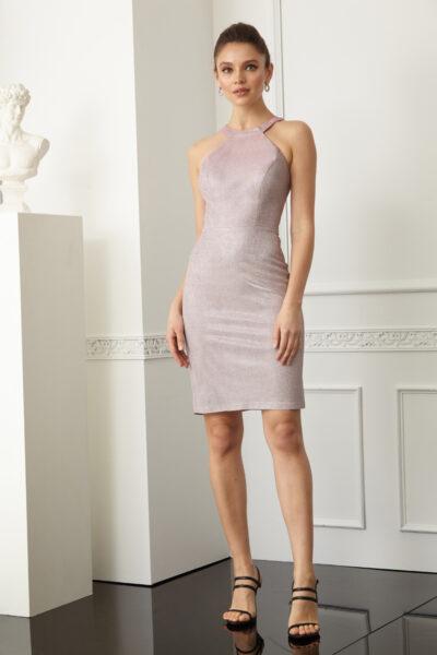 Вталена официална рокля