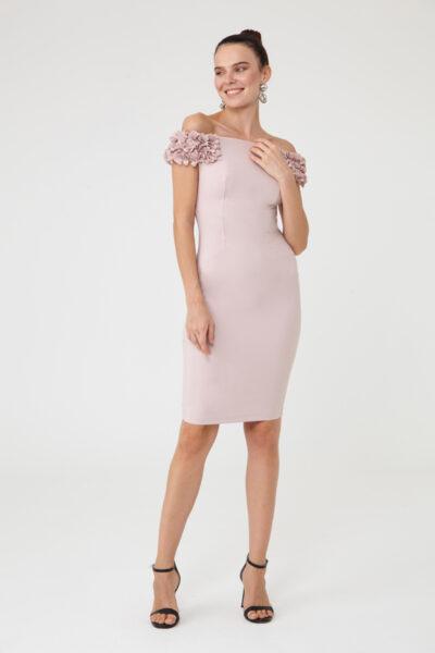 Розова рокля 2020