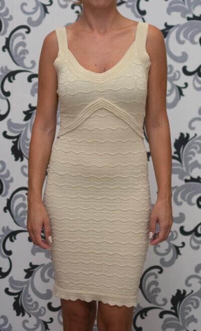 Плетена рокля с презрамки