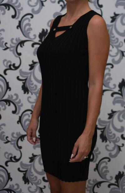 Дамска рокля - фино плетиво