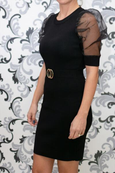 Черна рокля 2020