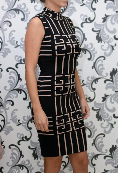 Дамска плетена рокля