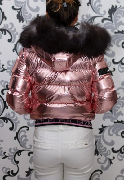 Зимно розово яке