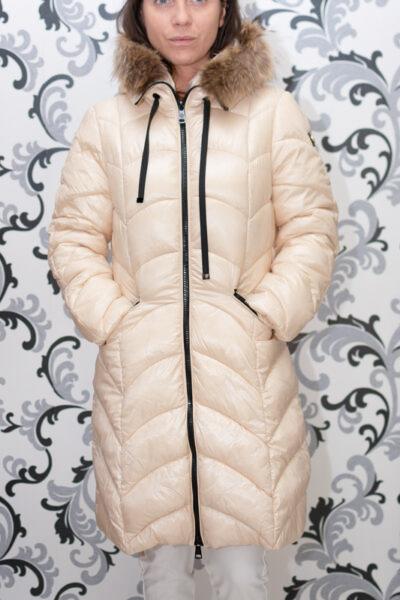 Зимно яке - дълго