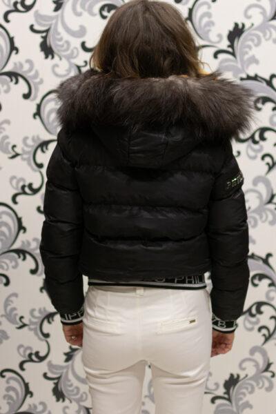Късо зимно яке