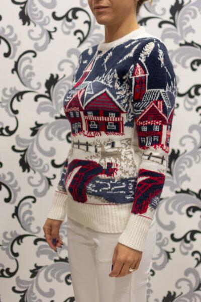 коледни пуловер - дамски