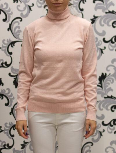 Розово дамско поло
