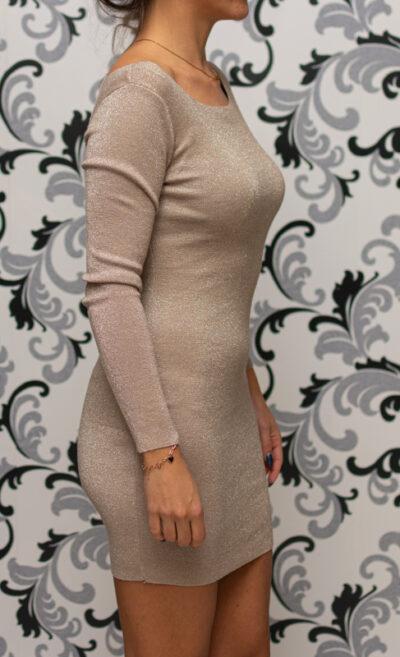 Плетена рокля - къса