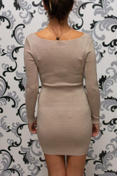 плетена рокля 2020