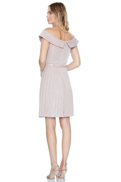 сребтиста рокля - фервенте