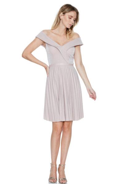 дамска рокля солей