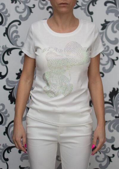 дамска бяла блуза 2021