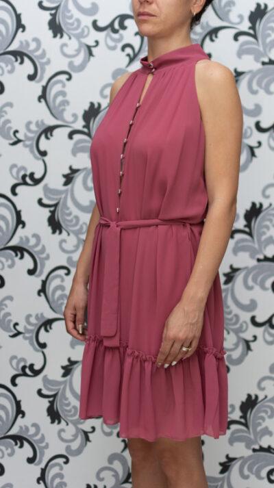 Дамска рокля - пепел от рози 2