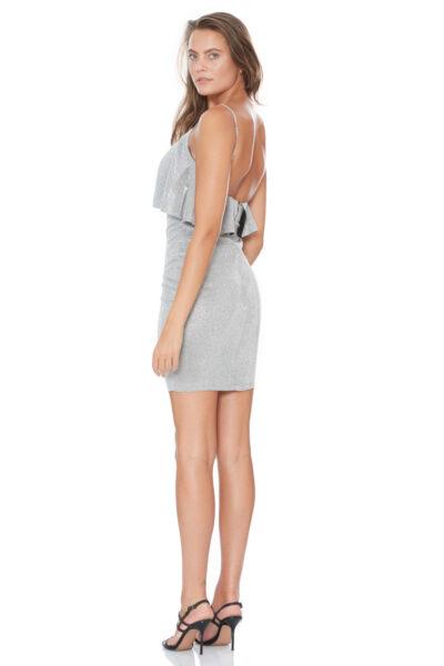 сребриста рокля - Фервенте
