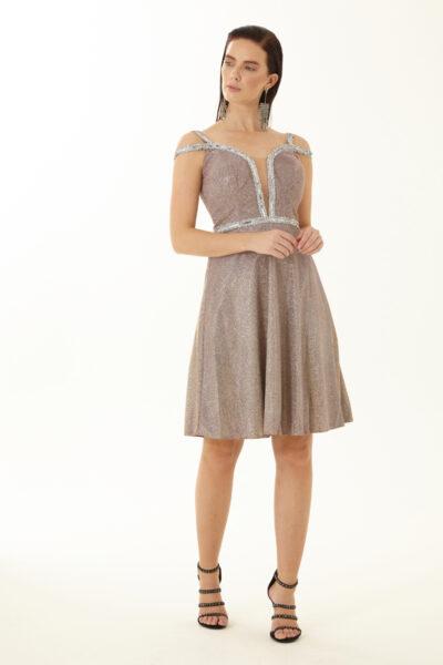 Разкроена рокля - Фервенте