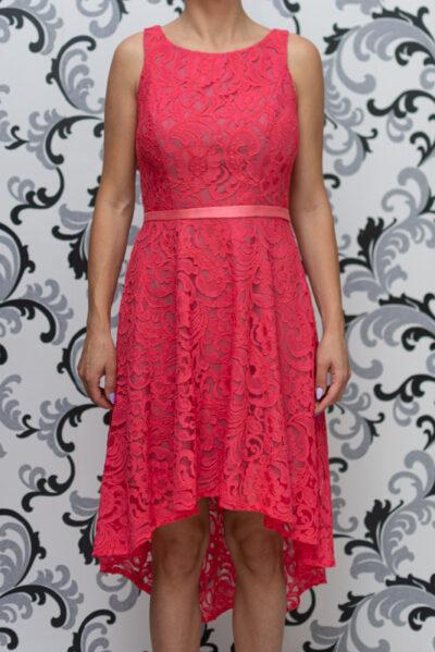 Дантелена дамска рокля