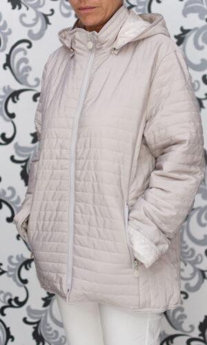 Дамско яке - големи размери